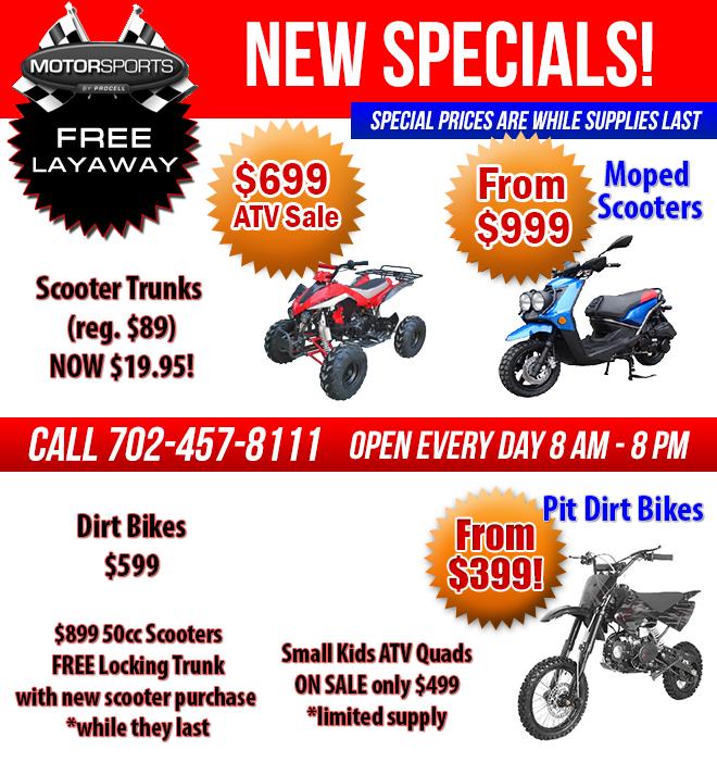 Mopeds For Sale Las Vegas >> Las Vegas Scooter Moped Motorcycle Dealership Sales Repair Parts